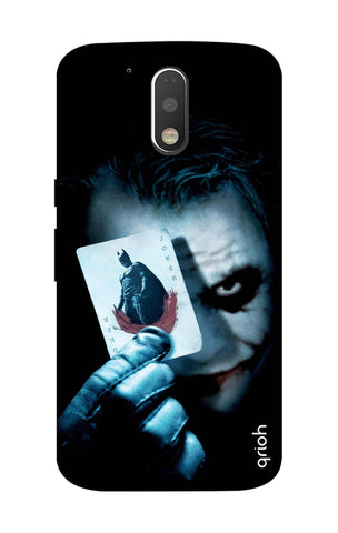 Joker Hunt Motorola Moto G4 Plus Cases & Covers Online