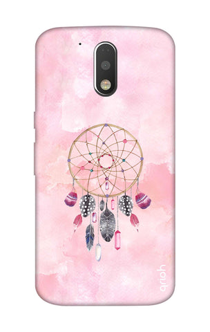 Pink Dreamcatcher Motorola Moto G4 Plus Cases & Covers Online