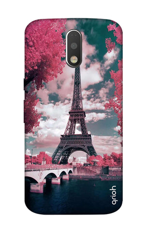 When In Paris Motorola Moto G4 Plus Cases & Covers Online