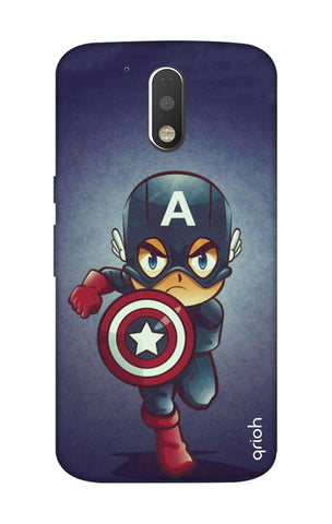 Toy Capt America Motorola Moto G4 Plus Cases & Covers Online