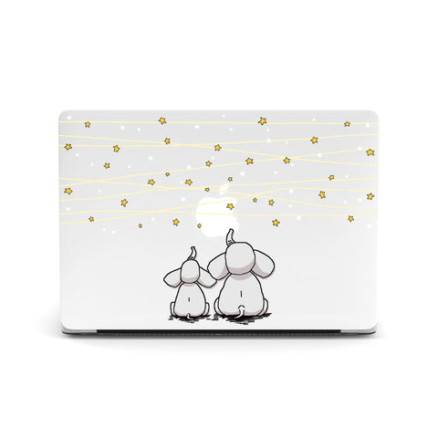 Sky Gazing Macbook Covers