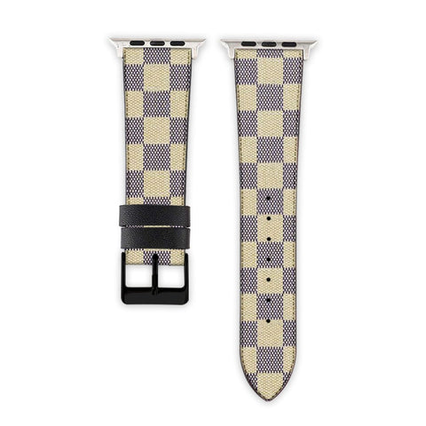 Check Pattern Strap for Apple Watch Online