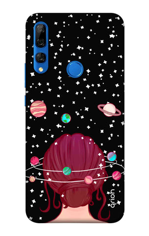 Galaxy In My Mind Case Huawei Y9 Prime 2019 Cases & Covers Online