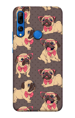 Adorable Pug Case Huawei Y9 Prime 2019 Cases & Covers Online