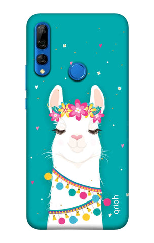Adorable Llama Case Huawei Y9 Prime 2019 Cases & Covers Online