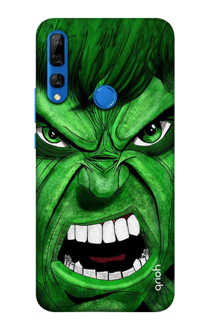 Angry Man Case Huawei Y9 Prime 2019 Cases & Covers Online