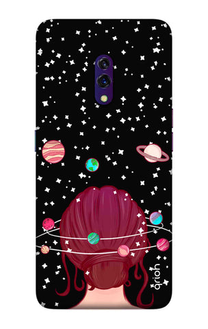 Galaxy In My Mind Case Oppo K3 Cases & Covers Online