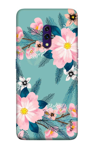 Graceful Floral Case Oppo K3 Cases & Covers Online