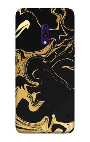 Copper Liquid Case Oppo K3 Cases & Covers Online