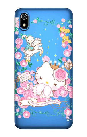 Sleepy Kitty Redmi 7A Cases & Covers Online