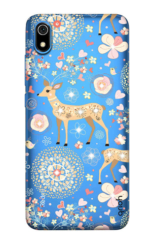 Bling Deer Redmi 7A Cases & Covers Online
