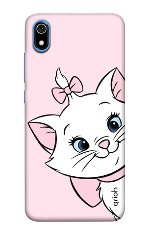Cute Kitty Redmi 7A Cases & Covers Online