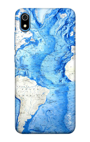 World Map Redmi 7A Cases & Covers Online