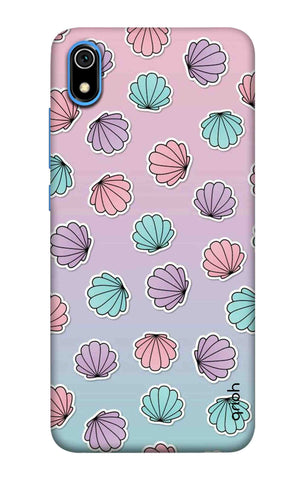 Gradient Flowers Redmi 7A Cases & Covers Online