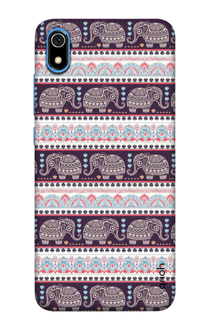 Elephant Pattern Redmi 7A Cases & Covers Online