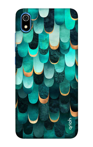 Aqua Marine Case Redmi 7A Cases & Covers Online