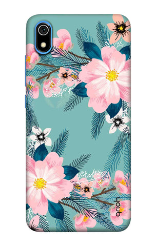 Graceful Floral Case Redmi 7A Cases & Covers Online