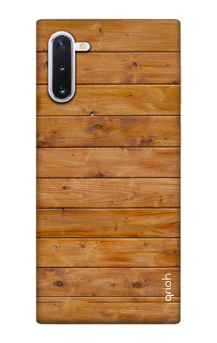 Natural Wood Samsung Galaxy Note 10 Cases & Covers Online