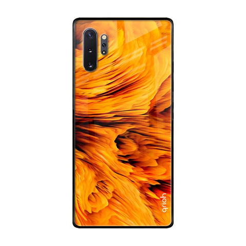 Violent Blaze Samsung Galaxy Note 10 Plus Glass Cases & Covers Online