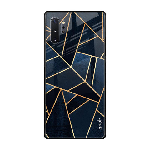 Abstract Tiles Samsung Galaxy Note 10 Plus Glass Cases & Covers Online