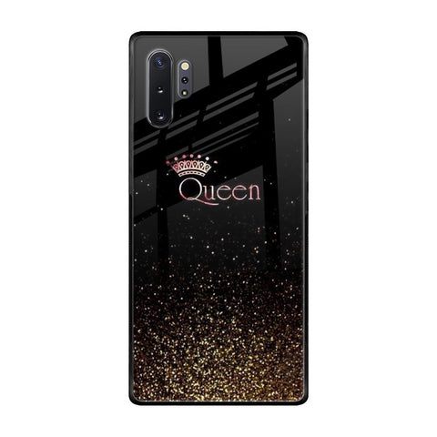 I Am The Queen Samsung Galaxy Note 10 Plus Glass Cases & Covers Online