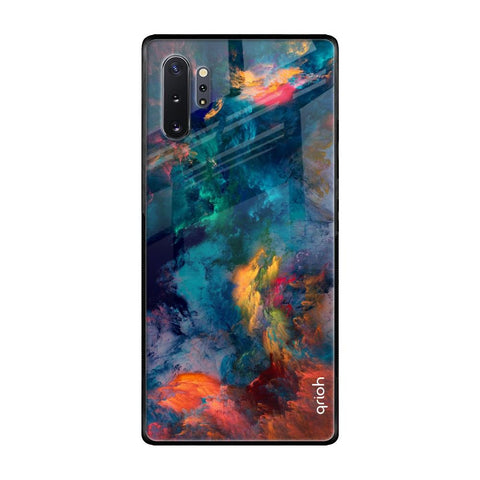 Cloudburst Samsung Galaxy Note 10 Plus Glass Cases & Covers Online