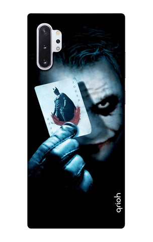 Joker Hunt Samsung Galaxy Note 10 Plus Cases & Covers Online