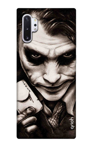 Why So Serious Samsung Galaxy Note 10 Plus Cases & Covers Online