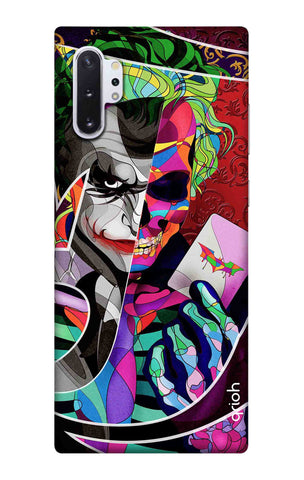 Color Pop Joker Samsung Galaxy Note 10 Plus Cases & Covers Online