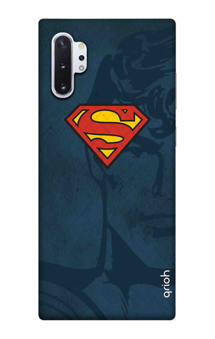 Wild Blue Superman Samsung Galaxy Note 10 Plus Cases & Covers Online