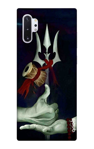 Shiva Mudra Samsung Galaxy Note 10 Plus Cases & Covers Online