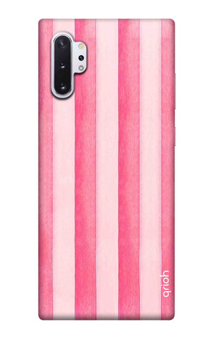 Painted Stripe Samsung Galaxy Note 10 Plus Cases & Covers Online