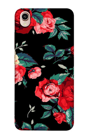 Wild Flowers Vivo Y90 Cases & Covers Online