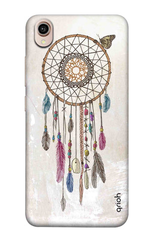 Butterfly Dream Catcher Vivo Y90 Cases & Covers Online