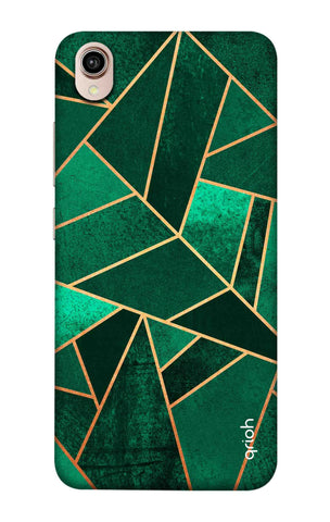 Emerald Tiles Case Vivo Y90 Cases & Covers Online