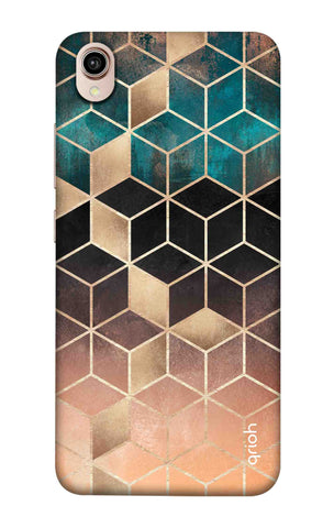 Bronze Texture Case Vivo Y90 Cases & Covers Online