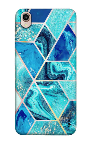 Aquatic Tiles Case Vivo Y90 Cases & Covers Online
