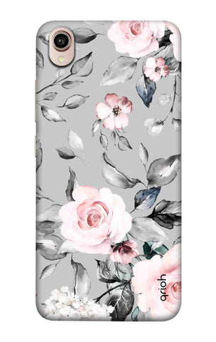 Gloomy Roses Case Vivo Y90 Cases & Covers Online