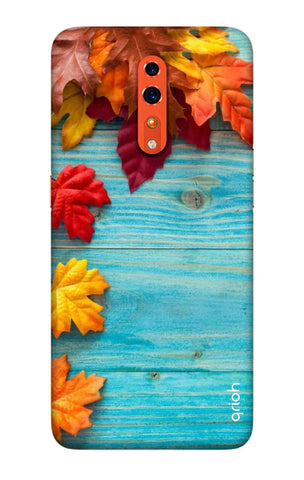 Fall Into Autumn Oppo Reno Z Cases & Covers Online