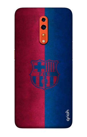 Football Club Logo Oppo Reno Z Cases & Covers Online