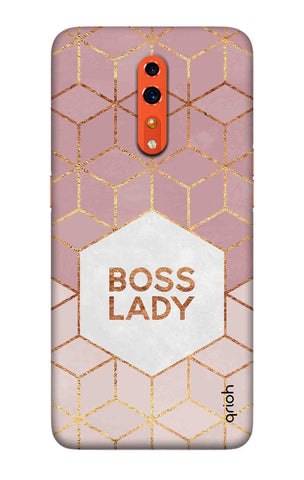 Boss Lady Case Oppo Reno Z Cases & Covers Online