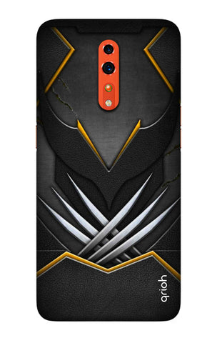 Black Warrior Case Oppo Reno Z Cases & Covers Online