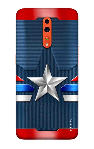 Brave Hero Case Oppo Reno Z Cases & Covers Online