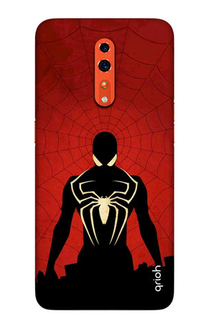 Mighty Superhero Case Oppo Reno Z Cases & Covers Online