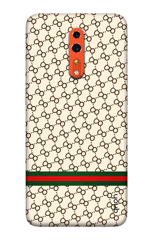 Luxurious Pattern Case Oppo Reno Z Cases & Covers Online