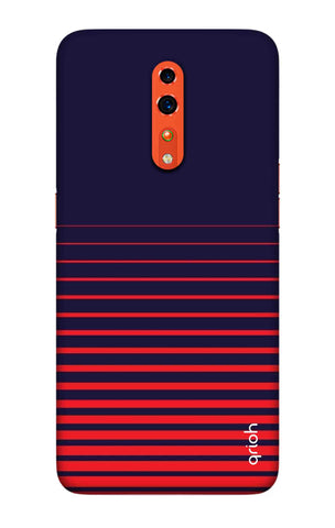 Ascending Stripes Case Oppo Reno Z Cases & Covers Online