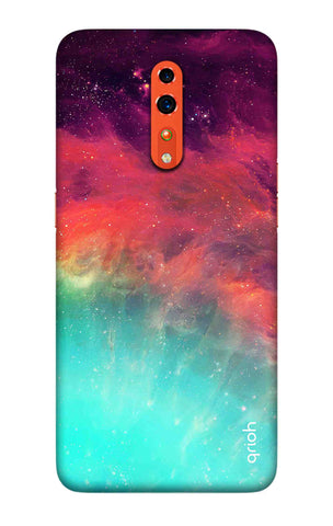 Colorful Aura Case Oppo Reno Z Cases & Covers Online