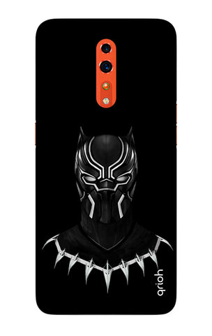 Dark Superhero Case Oppo Reno Z Cases & Covers Online