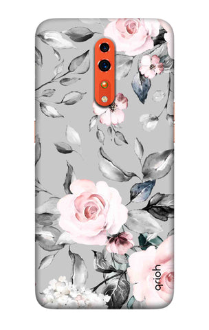 Gloomy Roses Case Oppo Reno Z Cases & Covers Online