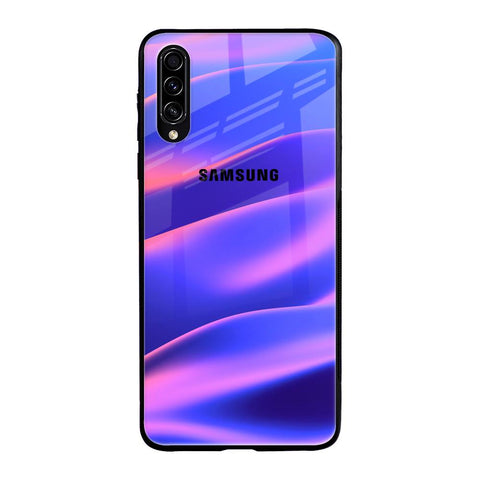 Colorful Dunes Samsung Galaxy A30s Glass Cases & Covers Online